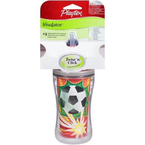 Playtex The Insulator Sport Straw Cup