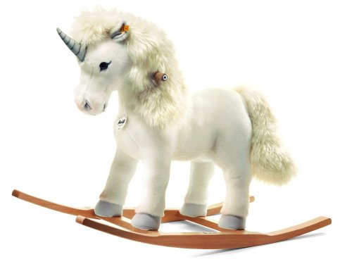 Steiff Starly Riding Unicorn