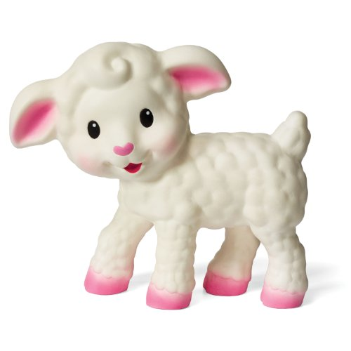 Infantino Squeeze and Teethe Lamb