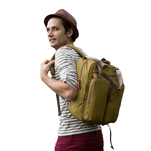 Bebamour Travel Backpack Diaper Bag
