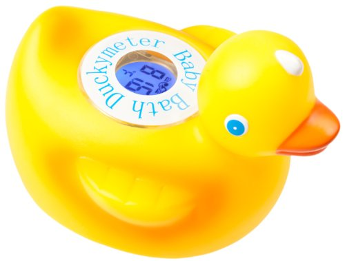 Duckymeter - Duck Bath Toy and Tub Thermometer