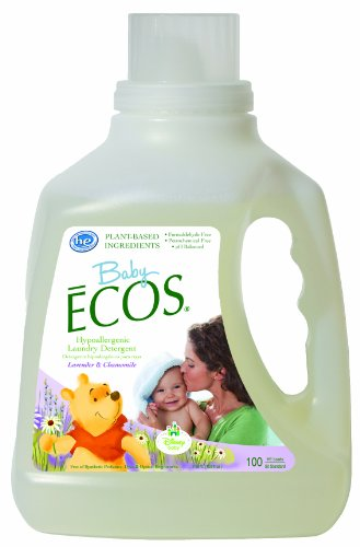 Earth Friendly Products ECOS Baby Laundry Detergent- Disney