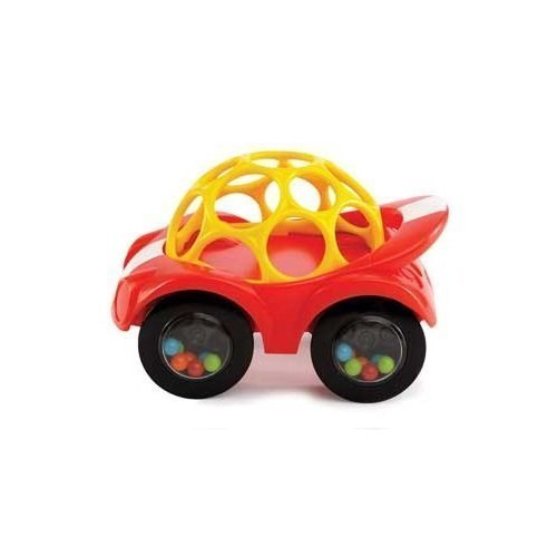 Oball Rattle and Roll Toy Car