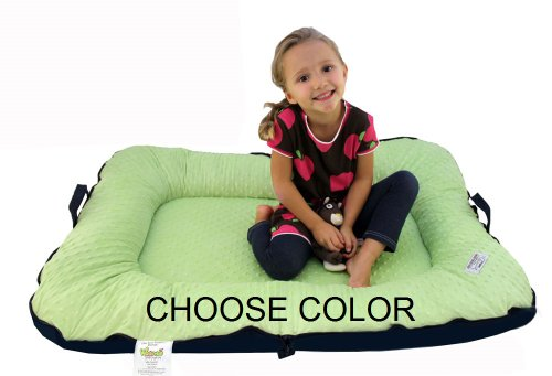 Woombie Toddler Eco Donut Travel Nap Mat