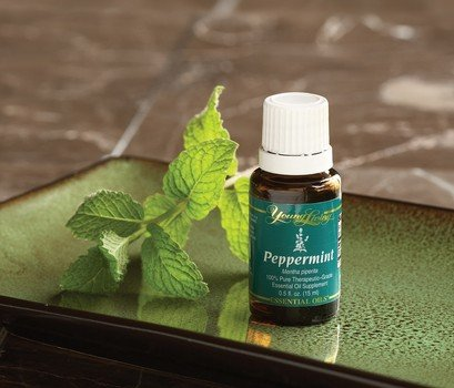 Young Living Peppermint Essential Oil