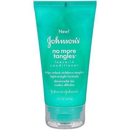 Johnson's Baby No More Tangles Leave-In Conditioner