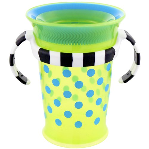 Sassy Grow Up Cup No Spill, No Spout Design 7oz - 9 Months