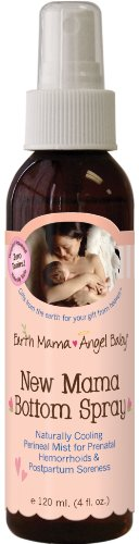 Earth Mama Angel Baby Bottom Spray