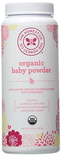 Honest Company Organic Baby Powder