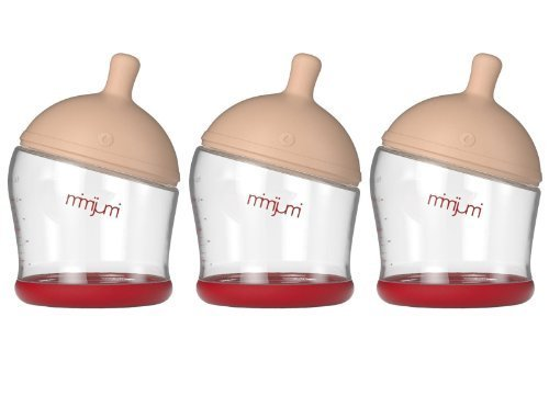Mimijumi Breastfeeding Baby Bottle