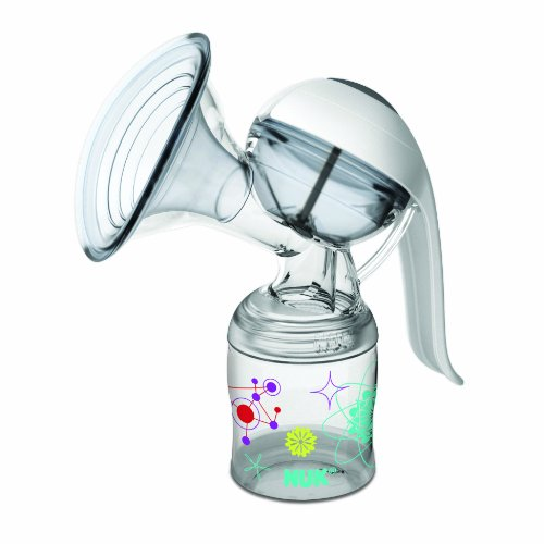 NUK Expressive Manual Breastpump