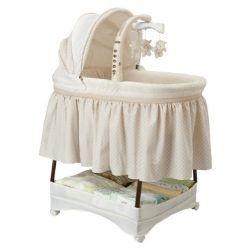 Simmons Kids Slumber Time Elite Bassinet