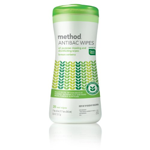 Method Antibacterial All Purpose Cleaning Wipes