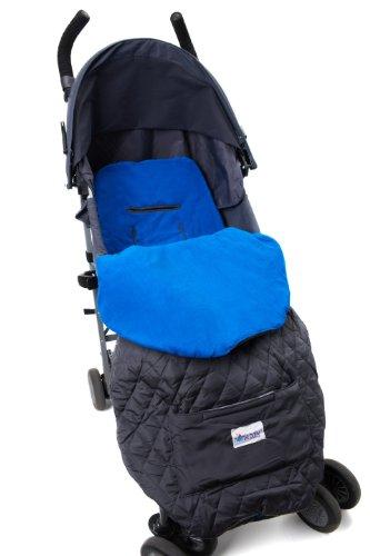 Nomie Baby Toddler Cozy Stroller Blanket