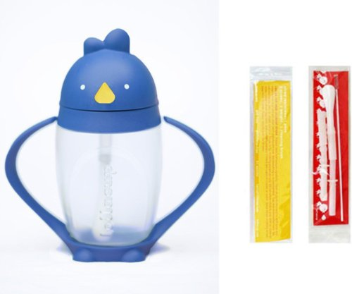 LollacupStraw Sippy Cup + Straw Replacement Pack