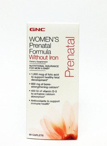 GNC Women's Prenatal Formula Collection