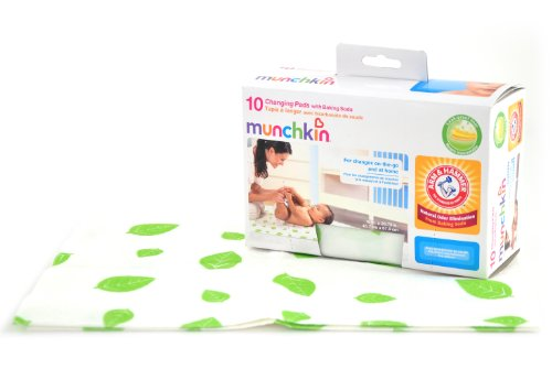 Munchkin Arm & Hammer Disposable Changing Pad