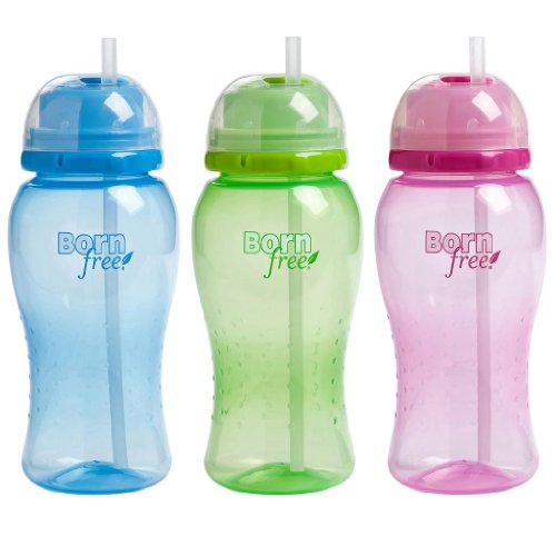 Born Free Twist 'N Pop Straw Cup