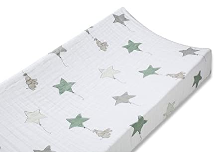 aden + anais Muslin Changing Pad Cover