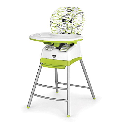 Chicco Stack 3-in-1 Toddler High Multi-Chair - Kiwi