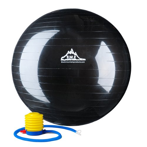 Anti Burst Exercise Stability Ball with Pump