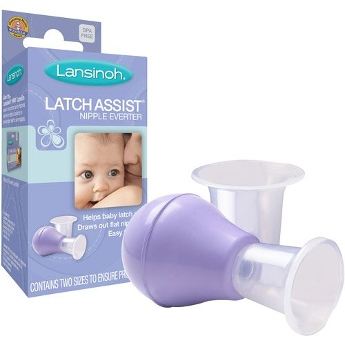 Lansinoh LatchAssist Nipple Everter