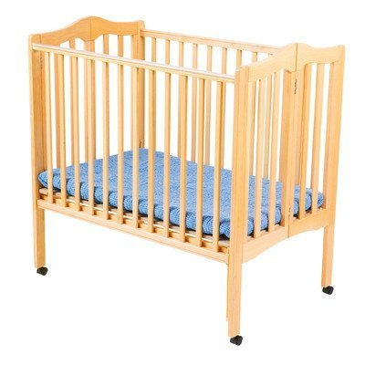 Delta Children Products Portable Mini Crib