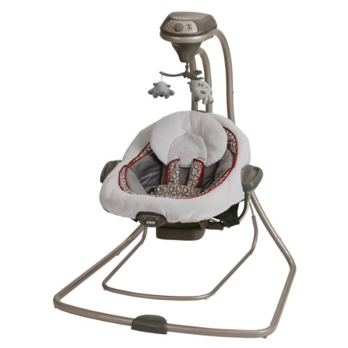 Graco DuetConnect LX Swing + Bouncer