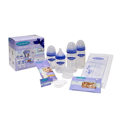 Lansinoh New Mom Starter Set