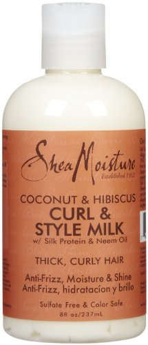 Shea Moisture Conditioning Curl Milk
