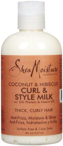 Shea Moisture Conditioning Curl Milk