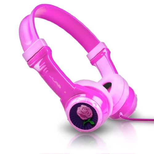 JLab JBuddies Kids Volume Limiting Headphones