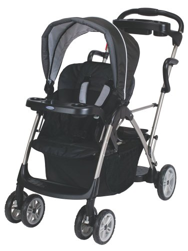 Graco RoomFor2 Stand and Ride Classic Connect Stroller