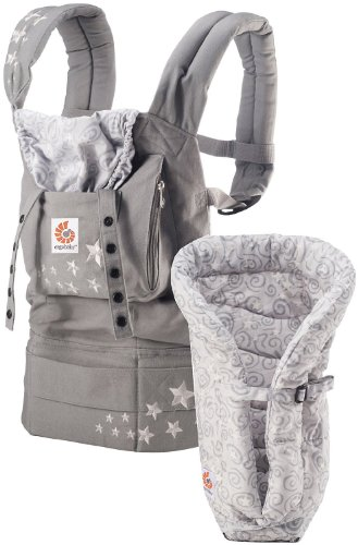 ERGObaby Carrier Bundle of Joy