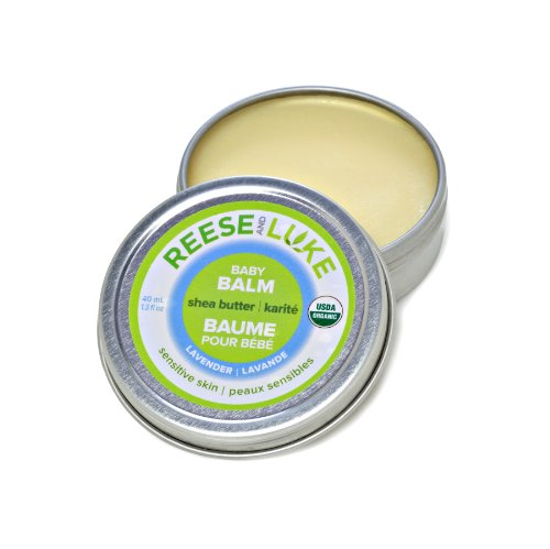 Reese and Luke Shea Butter Baby Balm Travel Tin