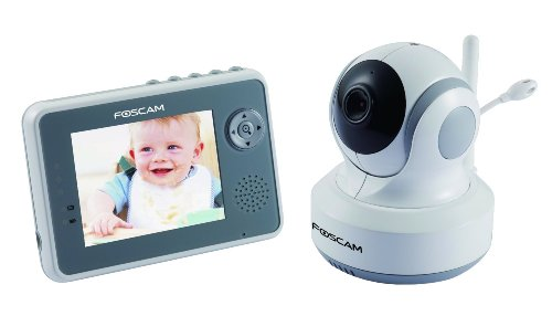 Foscam FBM3501 Wireless Digital Video Baby Monitor