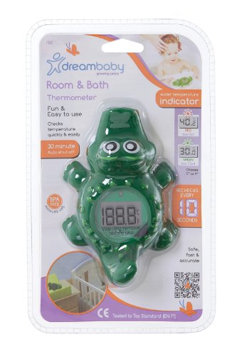 Dreambaby Room & Bath Thermometer