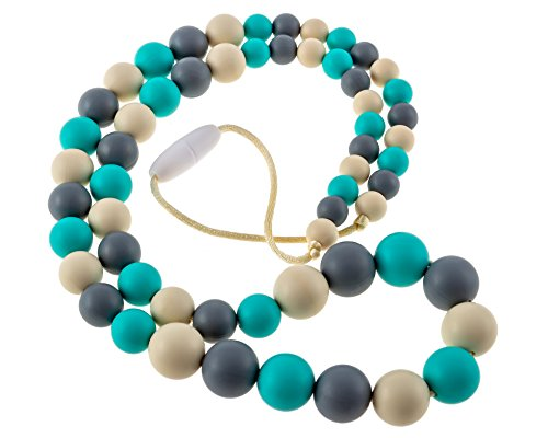 Chew-Choos Silicone Nursing and Teething Necklace