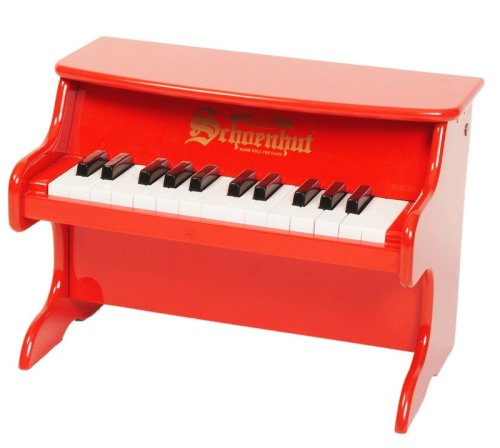 Schoenhut 25-Key My First Piano II