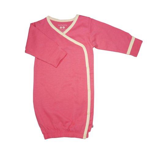 Babysoy Kimono Bundler (Pink Lemonade-0-3 Months)
