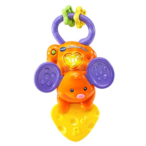 VTech Baby Musical Mouse Teether