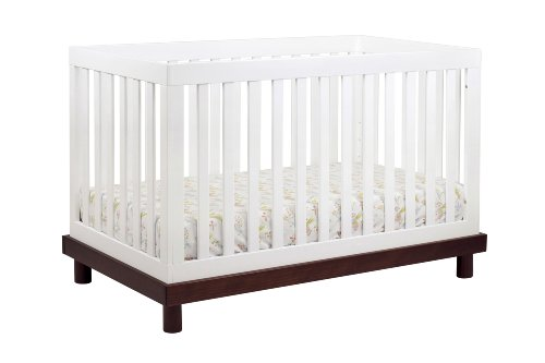 babyletto Madison 3-in-1 Convertible Crib with Toddler Rail