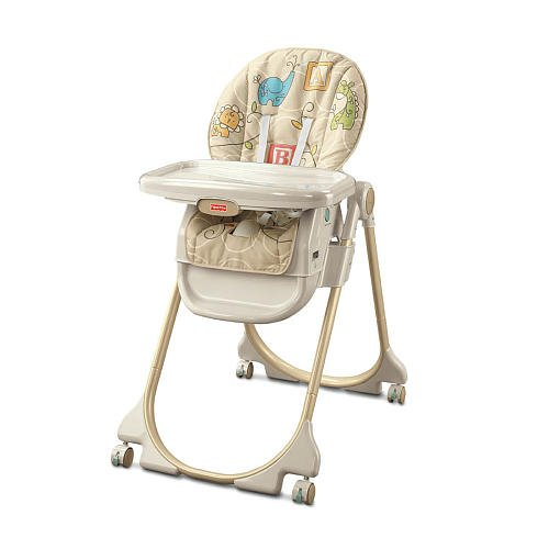 Fisher-Price Home & Away Animal Krackers 3-in-1 High Chair