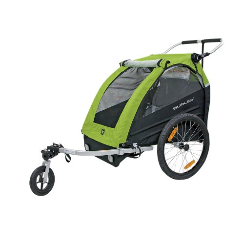 Burley Honey Bee Bike Trailer and Stroller Reviews | Best Baby ...