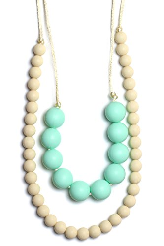 Mama & Little - Deila Silicone Teething Necklace