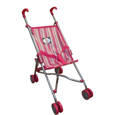 The New York Doll Collection Umbrella Doll Stroller