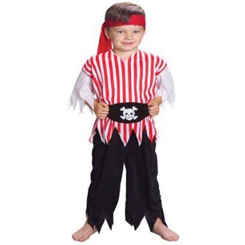 Boy Pirate Costume