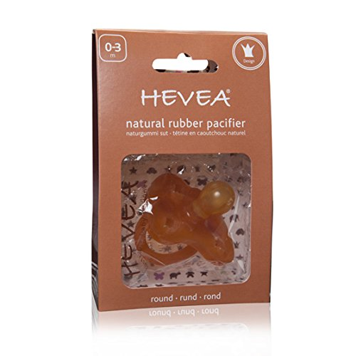 Hevea Crown Pacifier