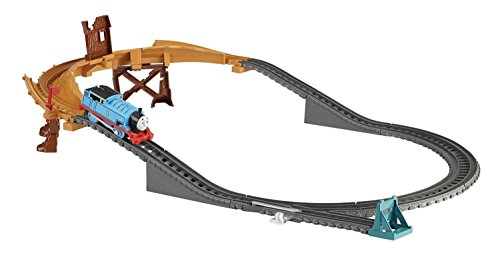 Fisher-Price Thomas The Train: TrackMaster Breakaway Bridge Set