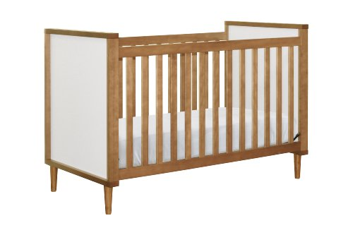 babyletto Skip 3-in-1 Convertible Crib with Toddler Rail